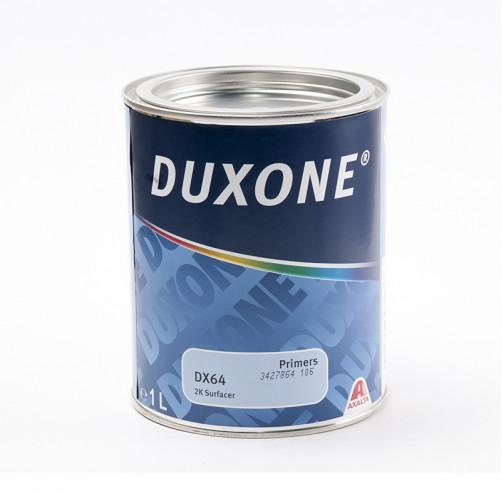 DX64 2К HS Акриловый грунт серый Duxone, уп. 1л
