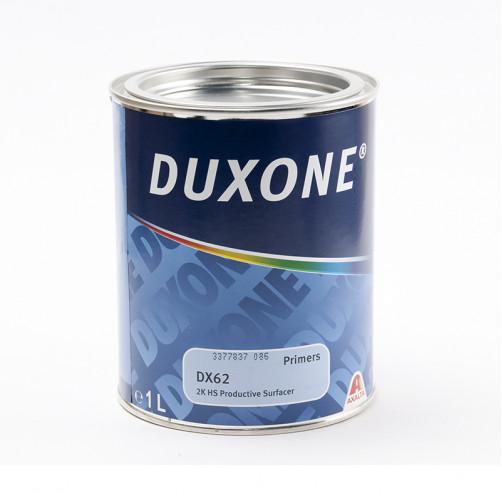 DX62 2К HS Грунт акриловый автомобильный Duxone (экспресс), уп. 1л