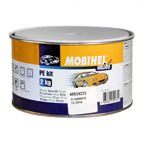 Шпатлевка автомобильная полиэфирная Mobihel, уп. 2 кг