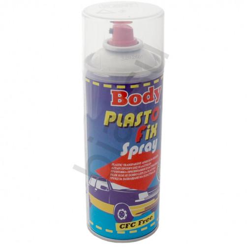 Аэрозольный грунт для пластика BODY 340 PlastoFix 1К, уп. 0,4 л (спрей)