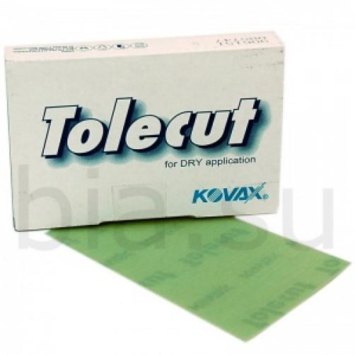 Kovax, Клейкий  лист Tolecut Green K2000 70*114mm