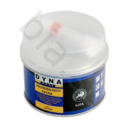 Шпатлевка Dynacoat (Дайна) финишная Extra, уп.0,4 кг