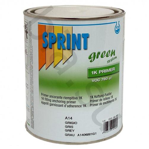 A14 1К Грунт нитросинтетический Sprint (серый), уп. 1л/1,204кг