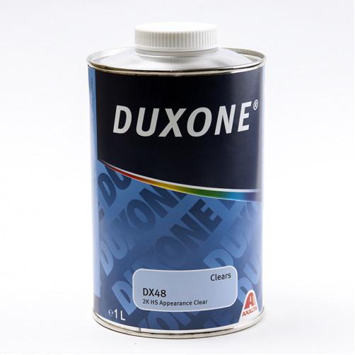 DX48 2К HS Лак акриловый автомобильный Duxone, уп. 1л
