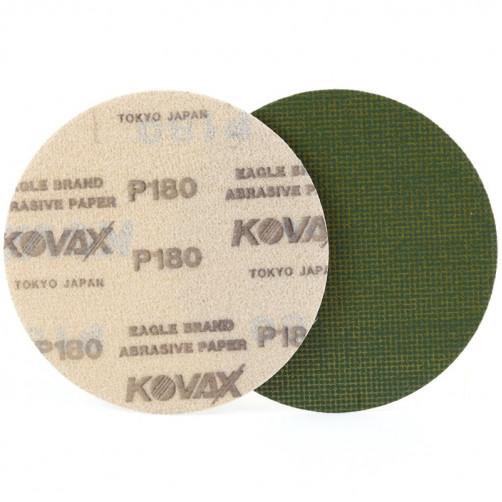 Kovax, P80 Абразивный круг Maxcut 125 mm  без отв.
