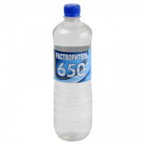 650 Растворитель Универсал ТУ, уп. 0,9л
