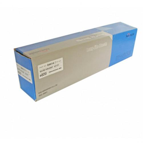 Sunmight Film шлифовальная полоска 70х420 мм, без отв, Р120, 1 шт / уп100