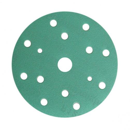 Sunmight Film шлифовальный диск D-150 мм, 15 отв., P60, 1 шт / уп50