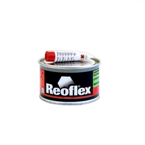 Шпатлевка со стекловолокном Reoflex Glass fiber RX S-05, уп. 0.5кг