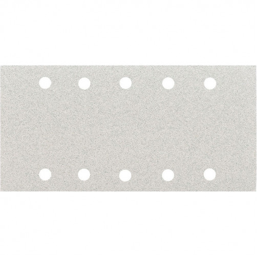 P40 Абразивная бумага SMIRDEX 510 White, 10 отверстий, 115*230мм