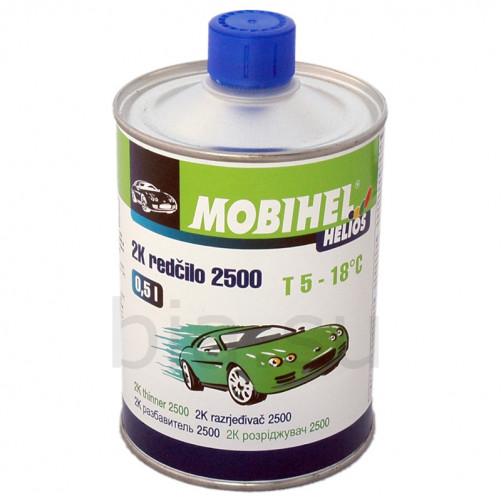 Разбавитель 2500 2К Mobihel, уп. 0,5л