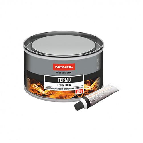 Шпатлевка эпоксидная NOVOL THERMO, уп. 0,4 кг