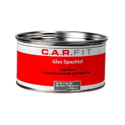 Car Fit GLASS шпаклевка со стекловолокном 1,8 кг