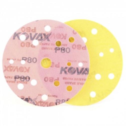 Kovax, P 80  Абразивный круг Premium New 152 mm  15 отв