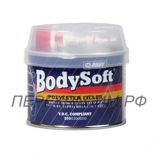 Body 211 SOFT шпатлевка полиэфирная 250 г