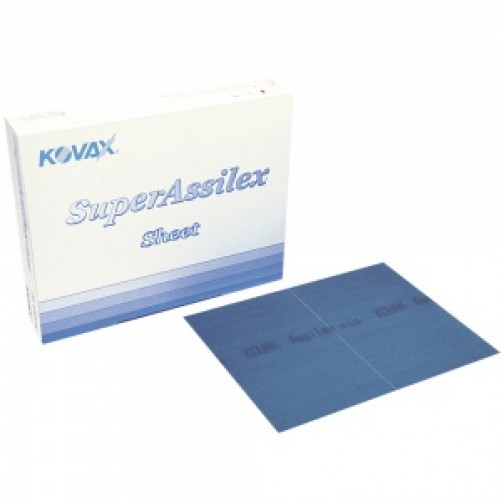 Kovax, K320 Лист Superassilex Dark Blue 170*130 mm