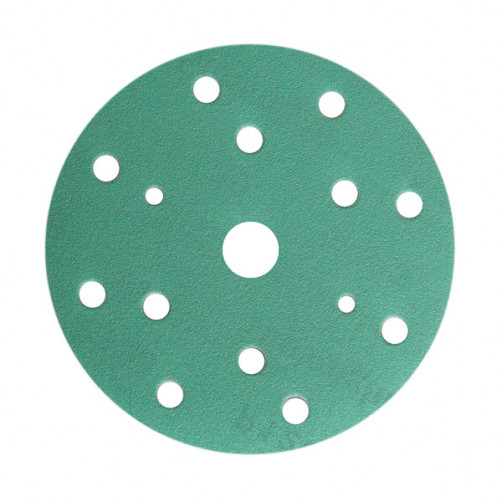 Sunmight Film шлифовальный диск D-150 мм, 15 отв., P150