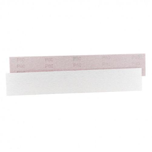 P 80  Абразивная полоска IFILM Red ISISTEM, 70*420мм, без отверстий