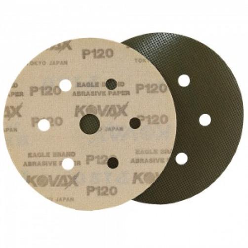 Kovax, P120 Абразивный круг Maxcut 152 mm  7 отв.
