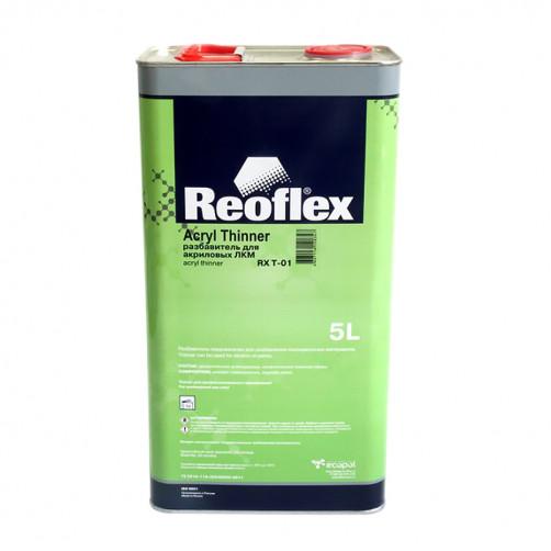 Разбавитель для акриловых ЛКМ Reoflex (стандартный), уп. 5л
