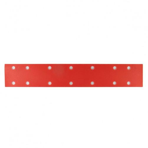 Betacord Rubin шлифовальная полоска на пластиковой основе 70х420 мм, 14 отв, P320, 50 шт