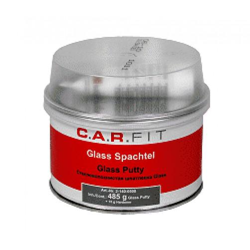 Car Fit GLASS шпаклевка со стекловолокном 500 г