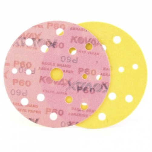 Kovax, P 60  Абразивный круг Premium New 152 mm   15 отв