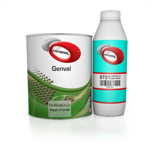 GR9700 Грунт антикорозионный Wash Primer 2K Genera с отвердителем H9732 уп. (1л+1л) (комплект)