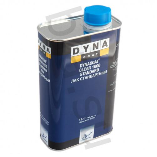 Лак Dynacoat (Дайна) Clear 1000 Стандартный, уп.1 л