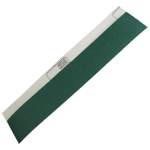 Р40  Полоска для длинных шлифков 3М 245Р зеленая